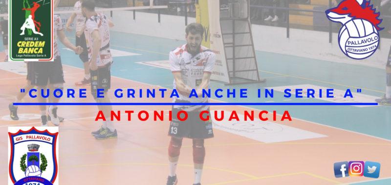 """7 volte Antonio Guancia! Riconfermato il """"Maestro"""" con la Gis Ottaviano:"""" Cuore e grinta anche in Serie A"""""""