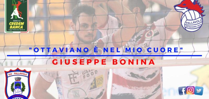 """Bonina Ottavianese! Confermato il centrale rossoblù! """" Ottaviano è nel mio cuore!"""""""