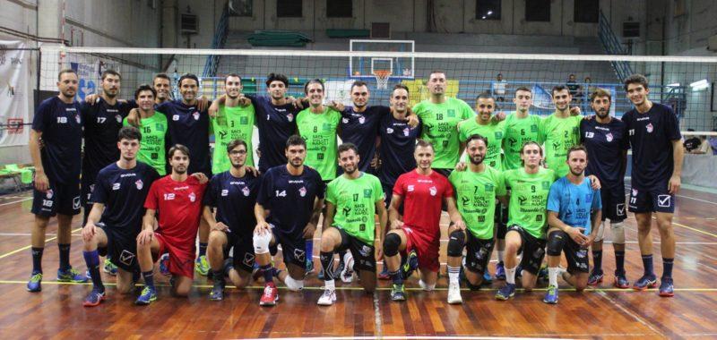Buone indicazioni nel Test Match contro la Sacs Team Volley World! Al Palagis finisce 4-0