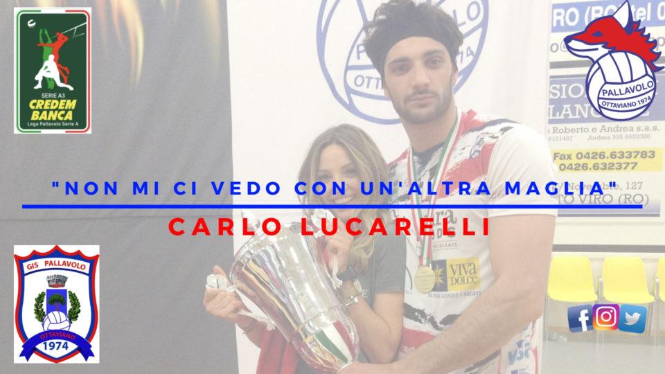 """Riconfermato Bomber Lucarelli:"""" Non mi ci vedo con un'altra maglia! Forza Gis Ottaviano!"""""""