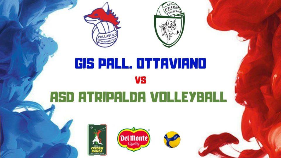 Gis Ottaviano, prima match amichevole a Cercola e prima vittoria! Battuta l'Atripalda 4-0