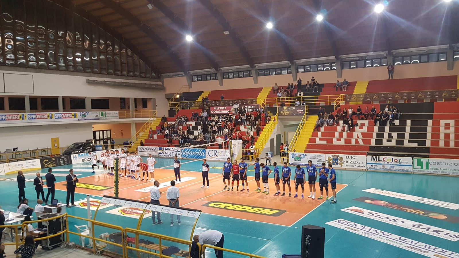 La Gis Pallavolo Ottaviano cade a Corigliano! La GoEnergy vince 3-0