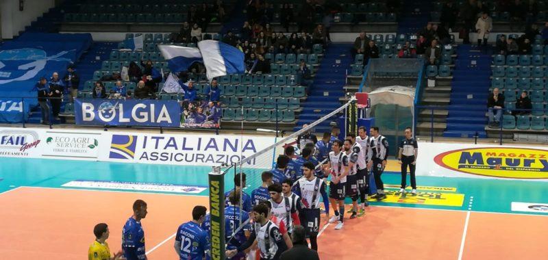 Tuscania perfetta al Pala Malè! L'Emra Foods Ottaviano cade 3-0