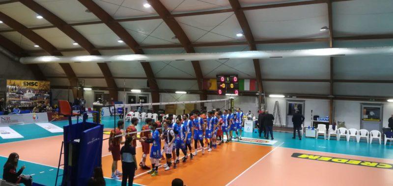 Al PalaHoney non c'è storia! Roma vince 3-0 contro l'Emra Foods Ottaviano