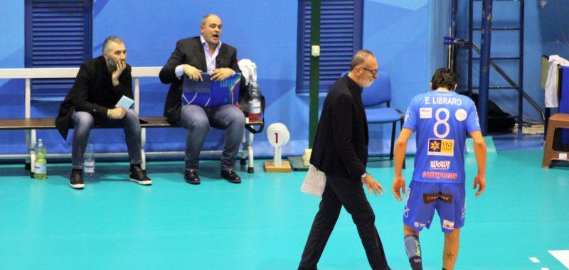 """Coach Mosca ufficializza il """"Rompete le righe""""! """"Che emozione allenare la Gis in Serie A! Ci rivedremo ad Agosto"""""""