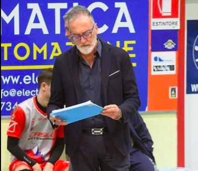 """Coach Mosca:"""" Noi giovani e con tanta voglia! Proveremo a stupire!"""" In settimana due Test Match contro Aversa!"""