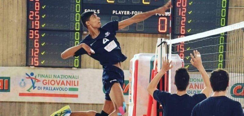 """Colpo al centro! Arriva dal Volley Monza Gabriel Dimitrov :"""" Combatteremo su ogni pallone! Ci faremo valere!"""""""