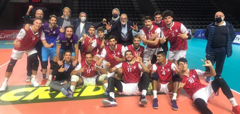 Il derby è della Gis Ottaviano! Aversa dominata 3-0 al PalaJacazzi! Ottaviano in testa alla classifica!