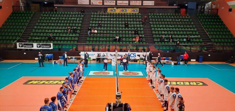 La Falù Ottaviano dura un set! Vince Tuscania 3-0 al PalaVeliero