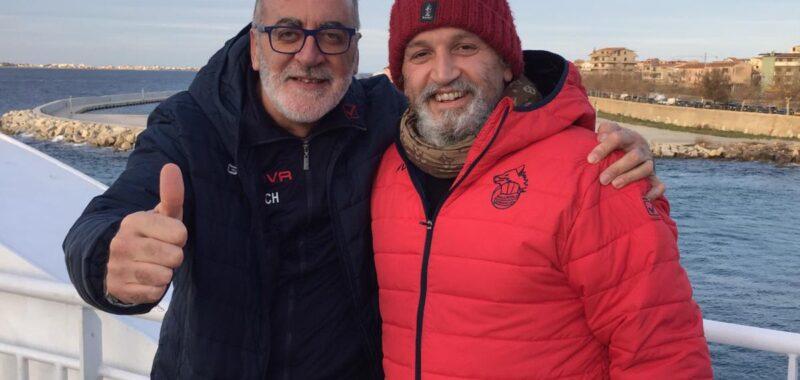 """Alle 16.30 Avimecc Modica- Falù Ottaviano! Ammirati:""""Grande emozione sedermi in panchina con la Gis in Serie A"""""""