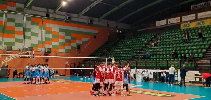 Quarta sconfitta per la Falù Ottaviano! ABBA Pineto passa 3-1 al PalaVeliero