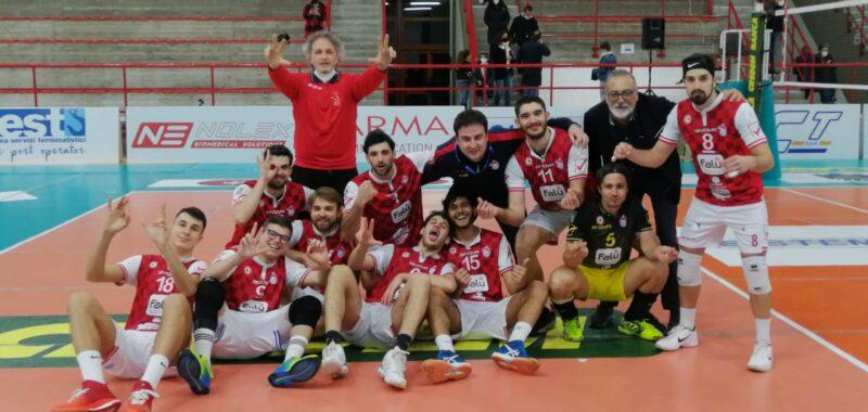 Una Falù Ottaviano tutto cuore! In Sicilia battuta Acicastello 3-0