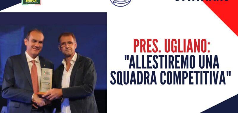 """La Gis Pall. Ottaviano pronta per la Serie A3! Il Pres. Ugliano:"""" Allestiremo una squadra competitiva"""""""