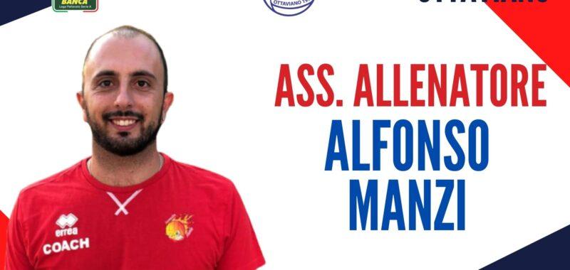"""Si allarga lo staff di coach Mosca! Arriva mister Alfonso Manzi:"""" Grande opportunità per la mia crescita professionale"""""""