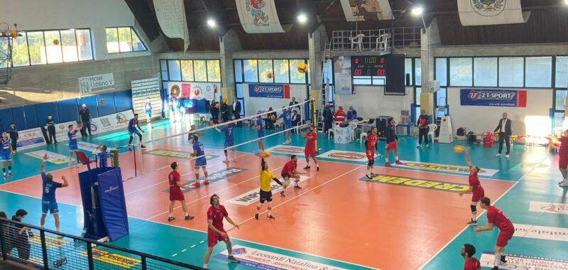 Falsa partenza della Gis! Tuscania vince 3-0