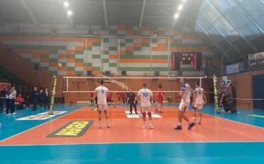 Partita da cuori forti al PalaVeliero! Finisce 3-2 per Casarano! La Falù Ottaviano raccoglie il primo punto del campionato!